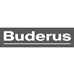 Logo Buderus grau